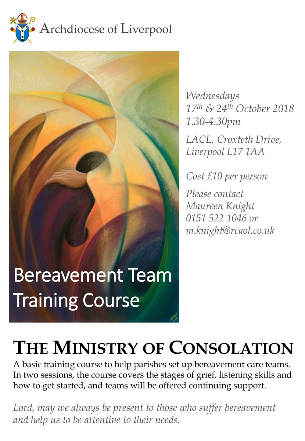 Bereavement Team Training Course