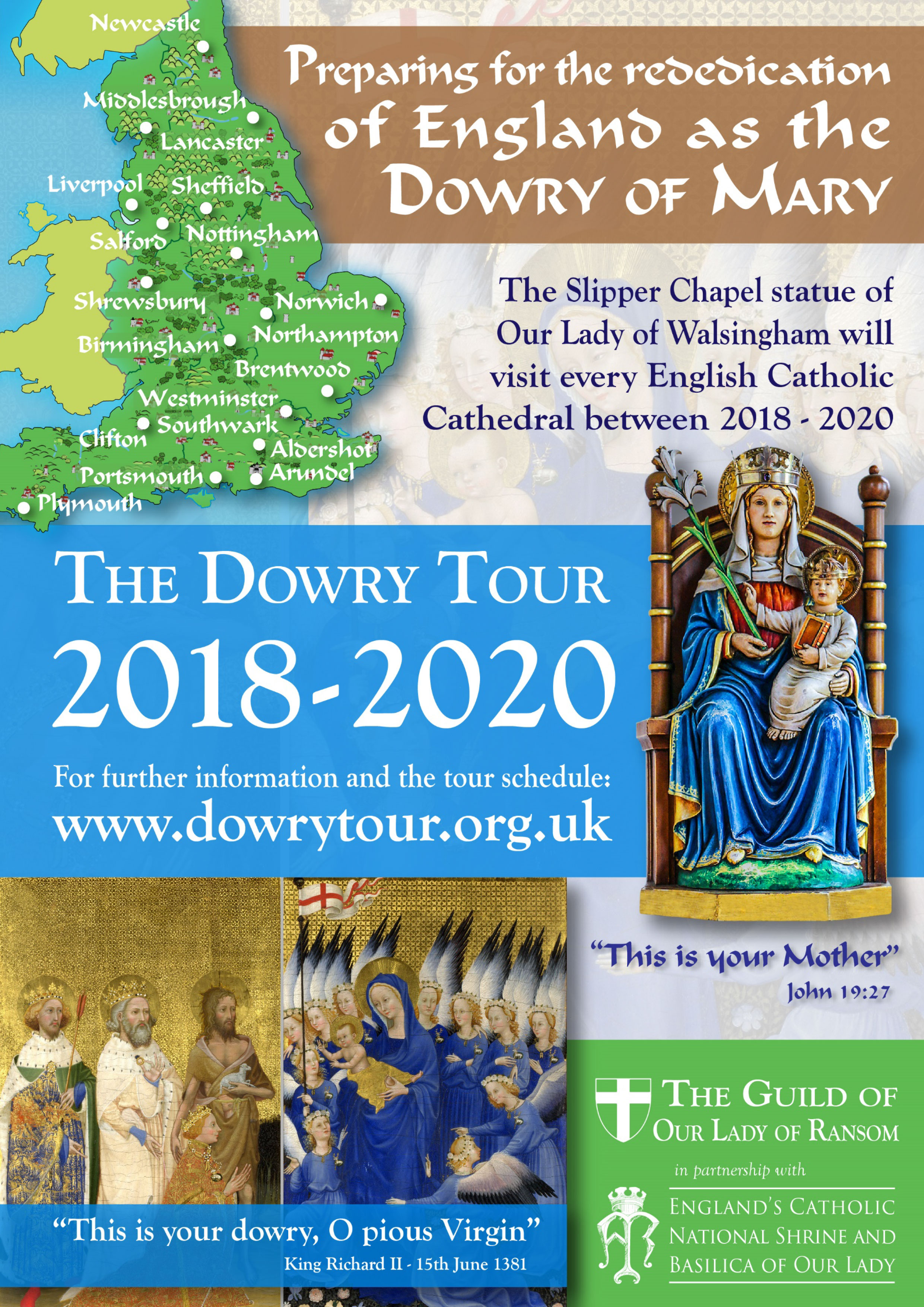 England as the Dowry of Mary