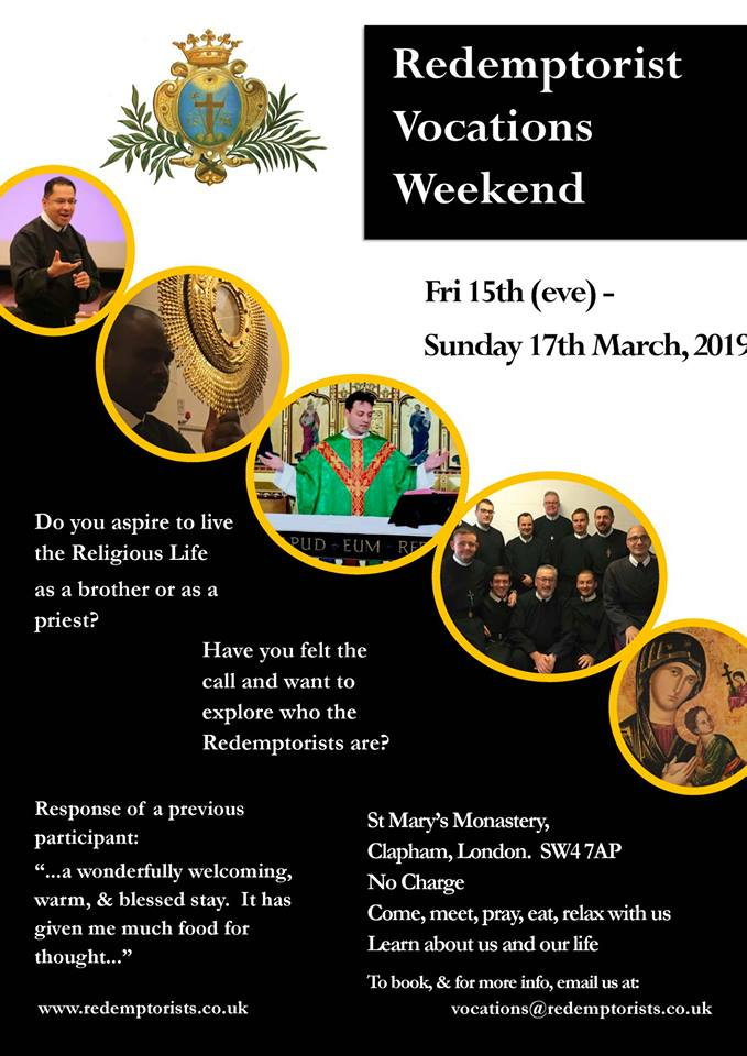 VocationsWeekend 2019